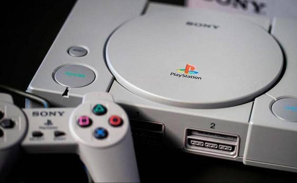PS1, una consola que sobrevive 25 años después gracias a la segunda mano |  El Correo