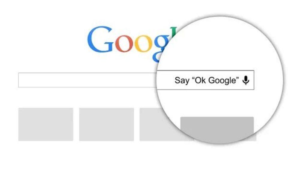 Función de Ok Google